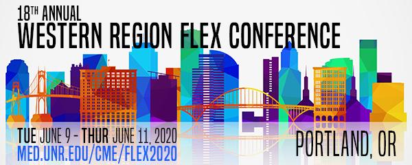 Unr Spring Graduation 2020.Western Region Flex Conference Continuing Medical Education