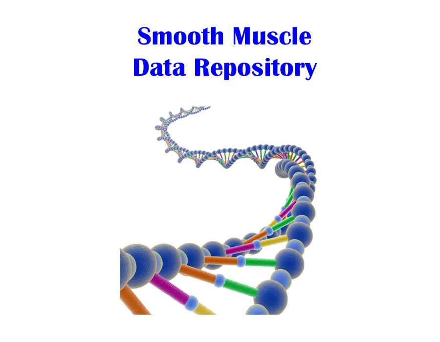 Smooth Muscle Data Repository
