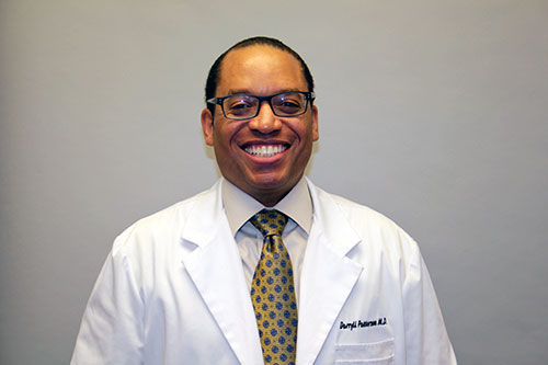 Darryll Patterson M.D.
