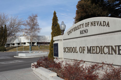 UNR Med Sign.