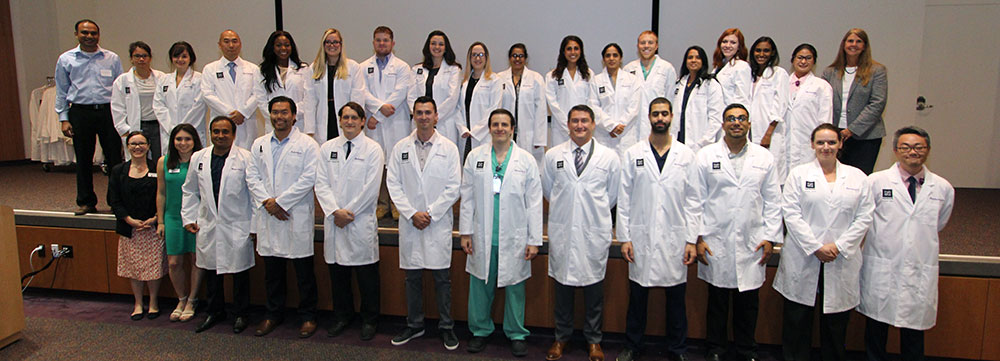 Internal Medicine Residents at Renown
