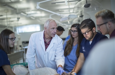 M.D. Program: Undergraduate Medical Education