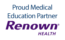 Proud Medical Education Partener: Renown Health