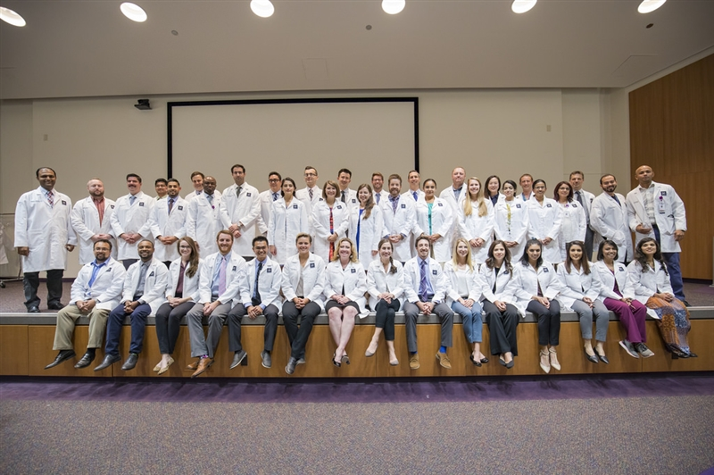 The annual Renown Residents White Coat Ceremony Wednesday, July 25.