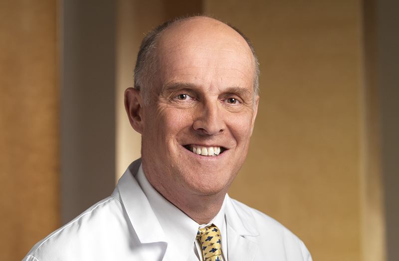 Max J. Coppes, M.D., PhD, MBA, professor and Nell J. Redfield chair of pediatrics at the University of Nevada, Reno School of Medicine and physician-in-chief at Renown Children's Hospital.