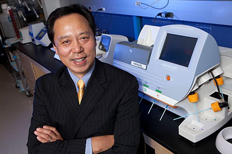 Dr. Wei Yan, 2018 SSR Research Award Winner
