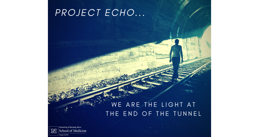 Project ECHO...the light at the end of the tunnel