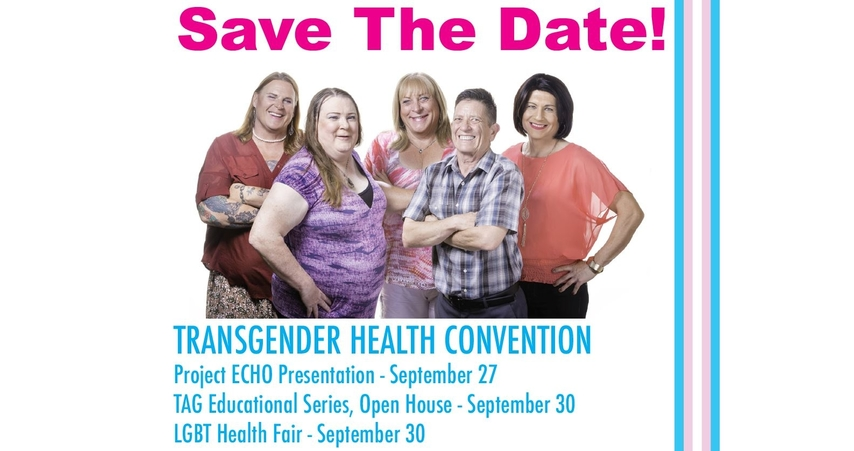 Transgender Health Convention dates
