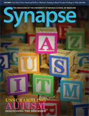 Cover for Synapse Fall 2009