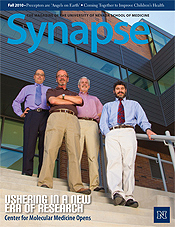 Cover for Synapse Fall 2010