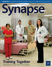 Synapse: Spring 2010