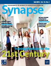 Cover for Synapse Fall 2012