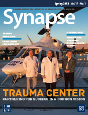 Synapse: Spring 2013