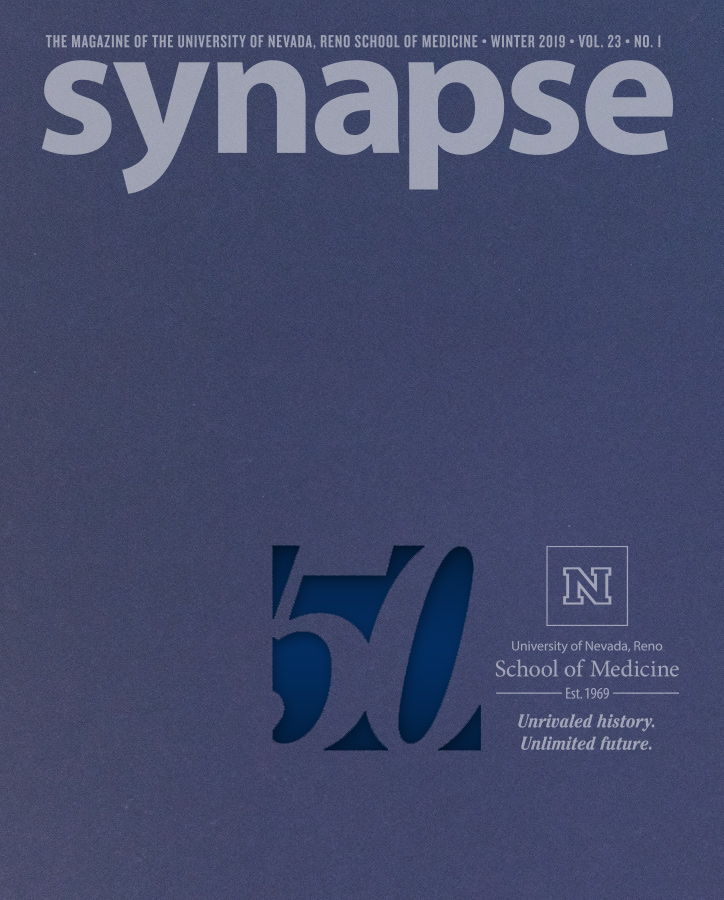 Synapse: Winter 2019