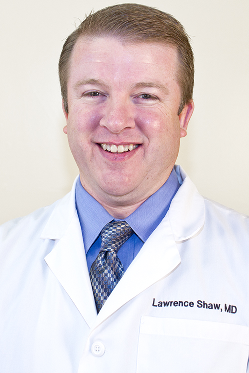 Lawrence Shaw M.D., FACOG