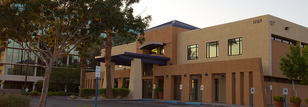 School of Medicine administrative and Patient Care Center