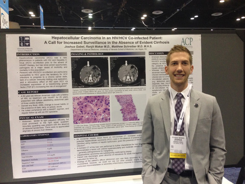 gabel�s abstract takes first place at acp conference 71
