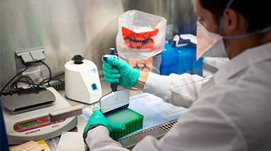 NSPHL Testing samples